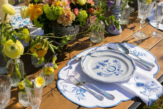 ''Blossom'' Tabletop essentials Collection by Ancient Kallos