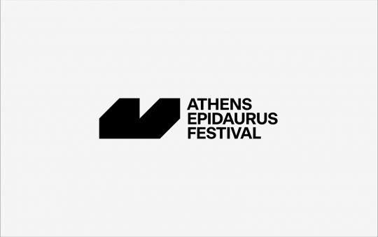 The new Athens Epidaurus Festival brand identity by Dimitris Papazoglou - DpS / Athens