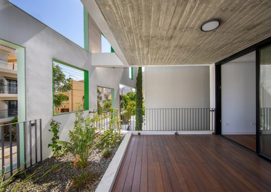 Single-Multi Residence in Nicosia by NOA architects