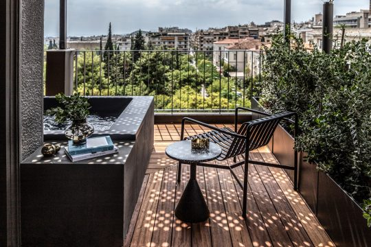 The Modernist Athens by FORMrelated Studio