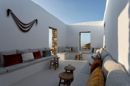 The Rooster Antiparos wellness and lifestyle resort