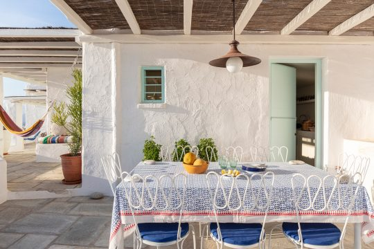 Papyrella in Mykonos island by ARP – Architecture Research Practice