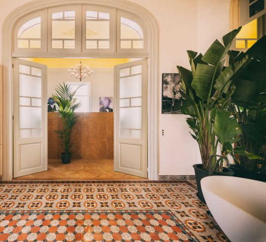 Aristide Hotel in Syros island focused on design, art and sustainability