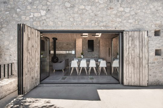 Peloponnese Rural House by Architectural Studio Ivana Lukovic