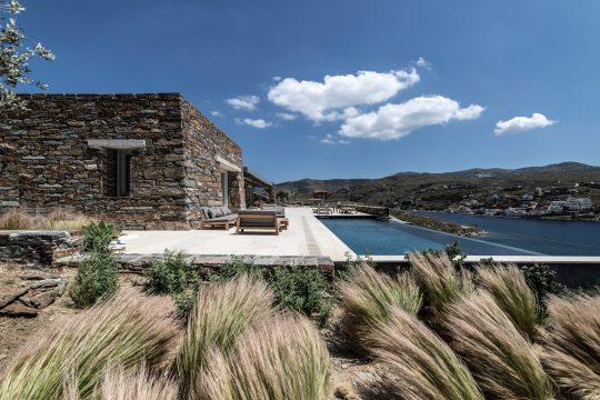 3 Summer Houses in Kea island by Bobotis+Bobotis Architects