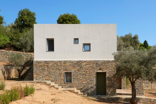 Three Guesthouses by ALOS / Lydia Xynogala