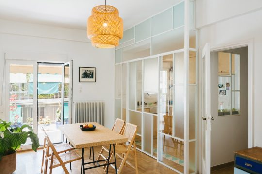 Charlotte Apartment in Kypseli, Athens by Threshold