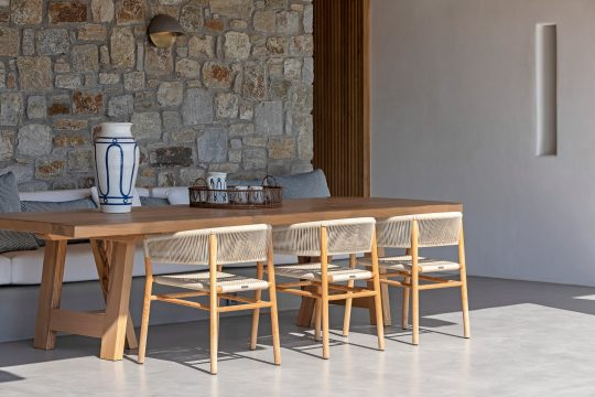 Villa Sebastian in Mykonos by Maria Kardami Design Studio