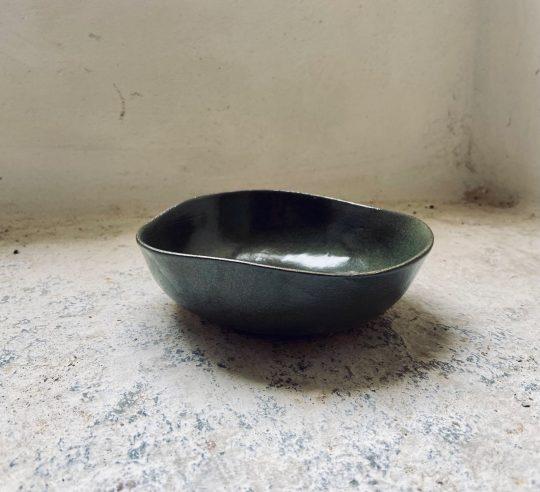 French ceramist Sabrina Binda based in Tinos island