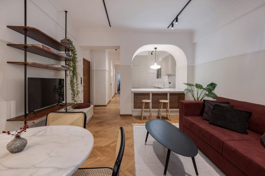 Didotou apartment by Ghost Designers