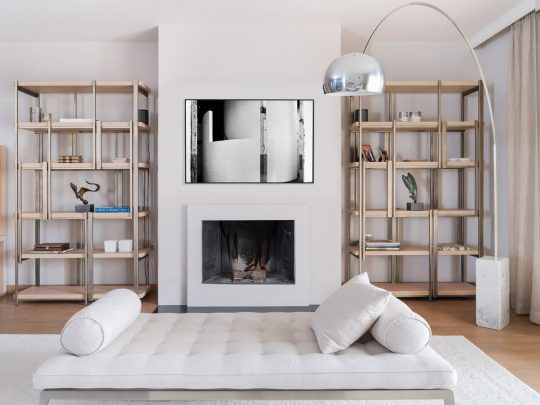 'Voula' apartment in Athens Riviera by Ciarmoli Queda Studio