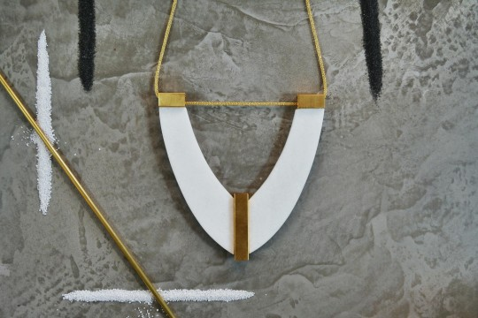 Marmarometry marble jewelry