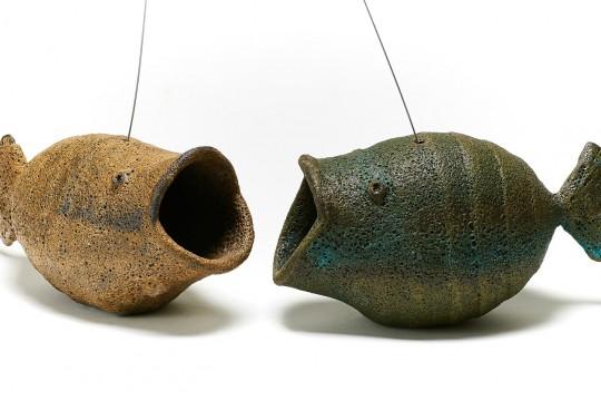 The unique ceramics of Manousos Chalkiadakis