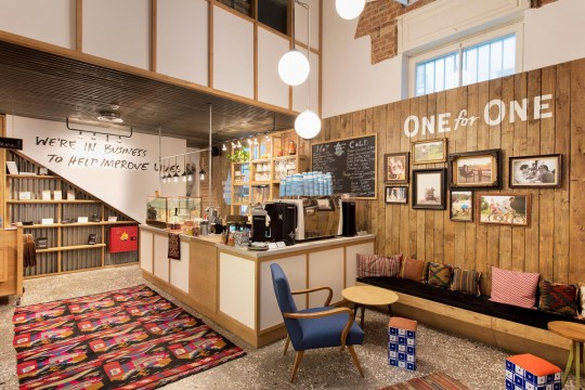 Thessaloniki Toms Flagship Store & Café
